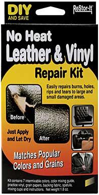 SO: Leather and Vinyl Repair Kit