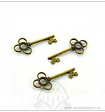 Hobby House Hardware Findings - Steampunk Fancy Keys