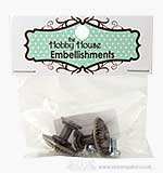 Hobby House Hardware Findings Regal Drawer Knobs