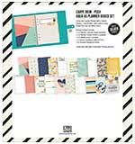 SO: Carpe Diem - Posh Aqua, A5 Planner Boxed Set