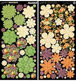 SO: An Eerie Tale Cardstock - Flowers Die-Cuts 6x12 Sheets 2pk