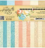 Graphic 45 Paper Pad 6x6 36pk - Precious Memories