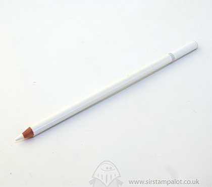 Pergamano - White Pencil