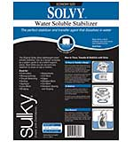 Solvy Water-Soluble Stabilizer (19.5 x 3yd)