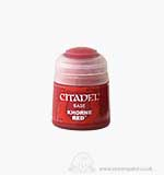 Citadel Base Paint Khorne Red 0.4fl oz 15ml