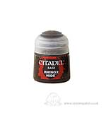 Citadel Base Paint Rhinox Hide 0.4fl oz 15ml