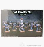 Warhammer 40000 Space Marine Tactical Squad (10 Models)