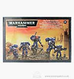 Warhammer 40000 Space Marine Assault Squad (5 Models)