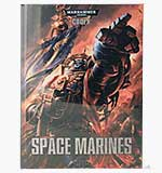 Warhammer 40000 Codex Space Marines Book