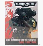 Warhammer 40000 Book Set The Rules Dark Millenium A Galaxy of Wa