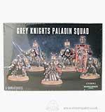 Warhammer 40000 Grey Knights Paladin Squad (5 Models)