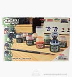 Citadel Shade Paint Set (8 Paints and 1 Brush)