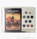 Warhammer 40000 Space Marine Paint Kit