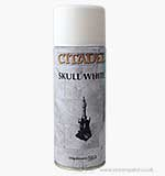 Citadel Spray Paint Skull White Undercoat