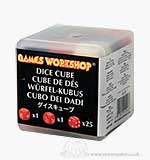 Games Workshop Dice Cube