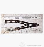 Citadel Professional Precision Fine Detail Cutters Cutting Tool
