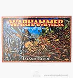 Warhammer The Game of Fantasy Battles Island of Blood Set