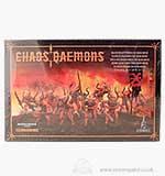 Warhammer Chaos Daemons Bloodletters of Khorne (10 Models)