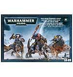 Warhammer 40000 Space Wolves Thunderwolf Cavalry