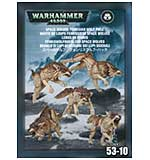Warhammer 40000 Space Wolves Fenrisian Wolf Pack