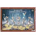 Warhammer Wood Elves Sisters Of The Thorn