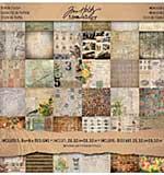 Idea-Ology Paper Stash Paper Pad 8x8 36pk - Menagerie