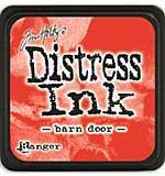 Tim Holtz Distress Mini Ink Pads - Barn Door