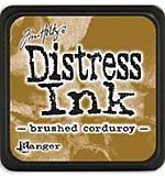 Tim Holtz Distress Mini Ink Pads - Brushed Corduroy
