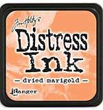 Tim Holtz Distress Mini Ink Pads - Dried Marigold