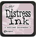 Tim Holtz Distress Mini Ink Pads - Milled Lavender