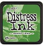 Tim Holtz Distress Mini Ink Pads - Mowed Lawn