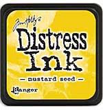 Tim Holtz Distress Mini Ink Pads - Mustard Seed