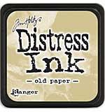 Tim Holtz Distress Mini Ink Pads - Old Paper