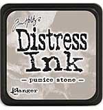 Tim Holtz Distress Mini Ink Pads - Pumice Stone