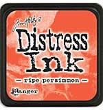 Tim Holtz Distress Mini Ink Pads - Ripe Persimmon