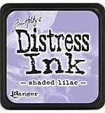 Tim Holtz Distress Mini Ink Pads - Shaded Lilac