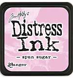Tim Holtz Distress Mini Ink Pads - Spun Sugar