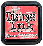 Tim Holtz Distress Ink Pad - Abandoned Coral (COTM February)