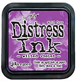 SO: Tim Holtz Distress Ink Pad - Wilted Violet (COTM September)