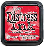 SO: Tim Holtz Distress Ink Pad - Candied Apple (COTM December)
