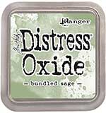 NEW COLOUR Tim Holtz Distress Oxides Ink Pad - Bundled Sage [OX1801]