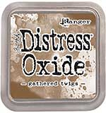 NEW COLOUR Tim Holtz Distress Oxides Ink Pad - Gathered Twigs [OX1801]