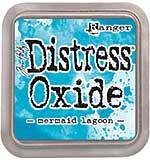 NEW COLOUR Tim Holtz Distress Oxides Ink Pad - Mermaid Lagoon [OX1801]