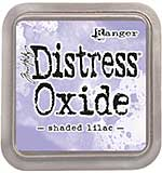 NEW COLOUR Tim Holtz Distress Oxides Ink Pad - Shaded Lilac [OX1801]
