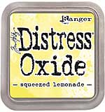 NEW COLOUR Tim Holtz Distress Oxides Ink Pad - Squeezed Lemonade [OX1801]