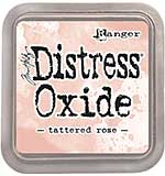 PRE: Tim Holtz Distress Oxides Ink Pad - Tattered Rose [OX1801]
