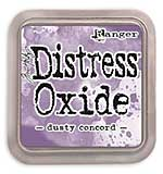 Tim Holtz Distress Oxides Ink Pad - Dusty Concord [OX1807]