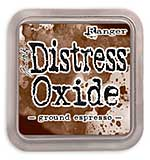 Tim Holtz Distress Oxides Ink Pad - Ground Espresso [OX1807]