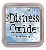 Tim Holtz Distress Oxides Ink Pad - Stormy Sky [OX1807]