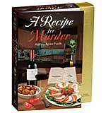 Shaped Jigsaw Puzzle - Recipe For Murder (1000 Pieces 23x29)